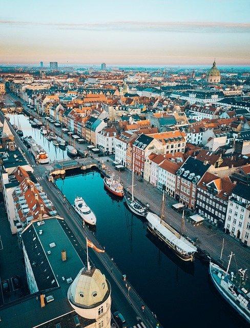 Köpenhamn semester