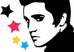 Rocka Billy, Elvis Presley och jag